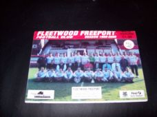 Fleetwood Freeport v Newcastle Town, 1999/2000
